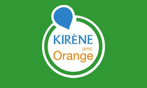 Kiréne Avec Orange